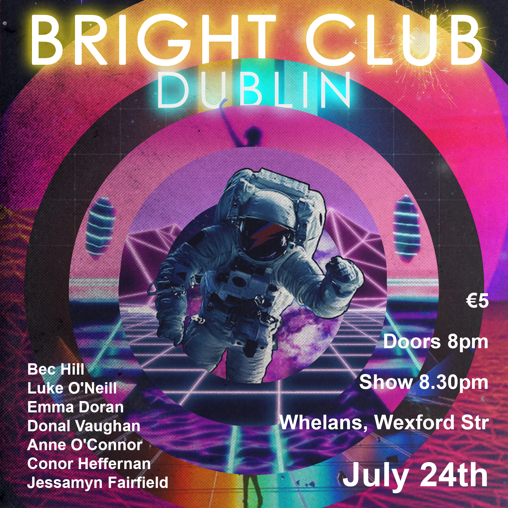 Bright Club Dublin