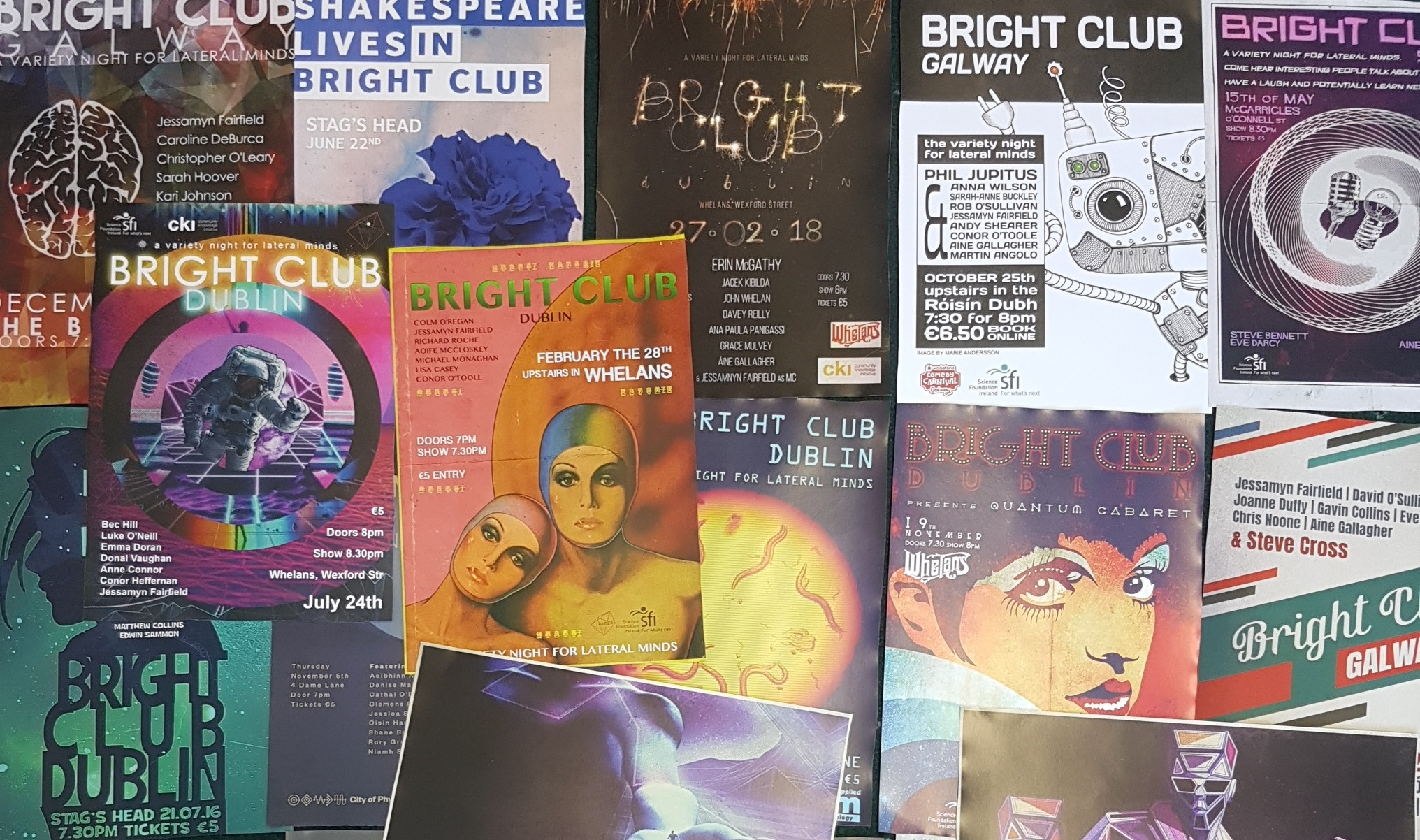 Bright Club Open Call!
